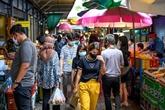L'économie thaïlandaise aurait reculé de 12 à 13 % en glissement annuel, un record