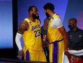 Play-offs NBA : les Lakers et les Bucks qualifiés, Houston reprend l'avantage