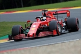 F1 : Ferrari au plus mal au Grand Prix de Belgique