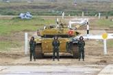 L'équipe de chars du Vietnam se qualifie pour les demi-finales