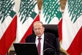 Le président libanais admet la nécessité de changer le système politique