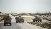 L'Armée égyptienne annonce avoir tué 77 terroristes dans le Nord-Sinaï