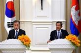 La R. de Corée et le Cambodge vont tenir une 2e série de négociations