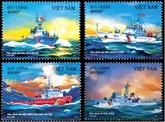 Publication des timbres