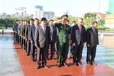 Célébration de la Fête nationale du Vietnam à Cuba et au Cambodge