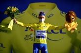 Tour de France : Alaphilippe retrouve le maillot jaune