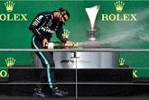 F1 : Hamilton héros d'un Grand Prix de Belgique sans saveur