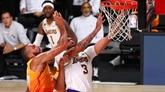 NBA : les Lakers assurés d'être tête de série N°1 à l'Ouest