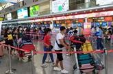 Dà Nang prévoit d'opérer des vols pour ramener chez eux les touristes bloqués