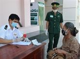 Lutte contre le COVID-19 et maintien des activités économiques sur la frontière Vietnam - Laos