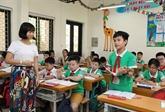 Hanoï au premier rang pour le taux d'alphabétisation des plus de 15 ans