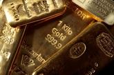 L'once d'or pour la première fois au-dessus des 2.000 USD