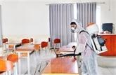 Dà Nang reporte l'examen national de fin d'études secondaires