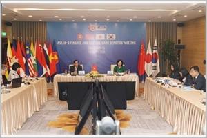 LASEAN3 étudie des idées pour renforcer la coopération financière régionale