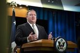 Les États-Unis réaffirment leur opposition aux allégations illégales de la Chine
