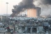 Explosion à Beyrouth : message de sympathie du Vietnam