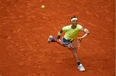 Tennis : pour Roland-Garros, Nadal