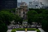 Le Japon se recueille pour les 75 ans de la première bombe atomique à Hiroshima