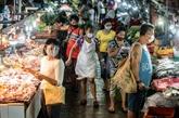 Les Philippines entrent en récession