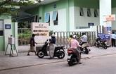 Dà Nang: place en quarantaine Centre médical de l'arrondissement de Hai Châu