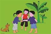 Le vè, la feuille de chou engagée de l'ancien Vietnam