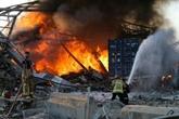 L'ONU évalue les dommages causés par les explosions à Beyrouth