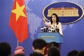 Toute activité sans autorisation du Vietnam est dépouvue de valeur