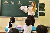 Les États-Unis envoient des volontaires au Vietnam pour enseigner l'anglais