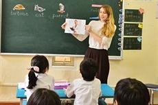 Les États-Unis envoient des volontaires au Vietnam pour enseigner langlais