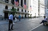 À Wall Street, le Nasdaq franchit la barre des 11.000 points