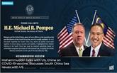 Le secrétaire d'État américain et son homologue malaisien discutent des questions relatives à la Mer Orientale
