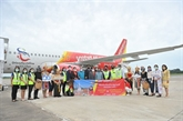 Thai Vietjet teste son 10e vol intérieur thaïlandais, entre Bangkok et Nakhon Si Thammarat
