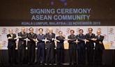 Le Vietnam contribue à la solidarité et à l'unité de l'ASEAN