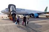 Sept mois : Bamboo Airways arrive en tête en matière de ponctualité