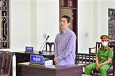 Tây Ninh : un Singapourien condamné à mort pour transport de drogue