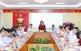 Rencontre avec les chefs des représentations vietnamiennes à l'étranger pour le mandat 2020-2023