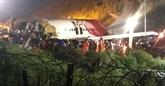 Au moins 18 personnes tuées et 120 blessés dans un accident d'avion