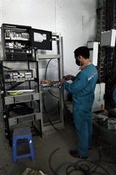 Viettel achève la couverture 4G de l'Hôpital de campagne de Dà Nang