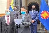 Le 53e anniversaire de la fondation de l'ASEAN célébré au Venezuela