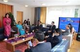 Célébration du 53e anniversaire de la fondation de l'ASEAN à Berne