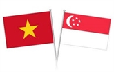 Félicitations à l'occasion de la Fête nationale de Singapour