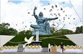 Nagasaki se recueille, 75 ans après la bombe atomique