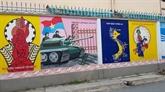 Quand d'anciens combattants se passionnent pour les peintures murales