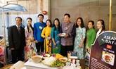 La cuisine des pays membres de l'ASEAN présentée à Bangkok