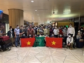 Rapatriement des citoyens vietnamiens d'Arabie saoudite