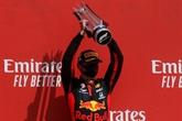 GP des 70 ans de la F1 : Verstappen interrompt la domination des Mercedes