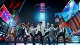 Dynamite, N°1 du Billboard, nouveau succès pour le groupe de K-pop BTS