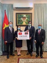 Le Vietnam fait don de 20.000 USD aux Maldives