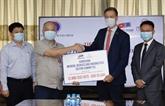 COVID-19 : le ministère de la Santé reçoit des dons