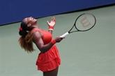 US Open : Serena lutte, Medvedev impressionne